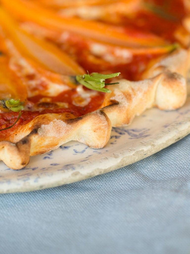 Pizzateig mit Kamutmehl