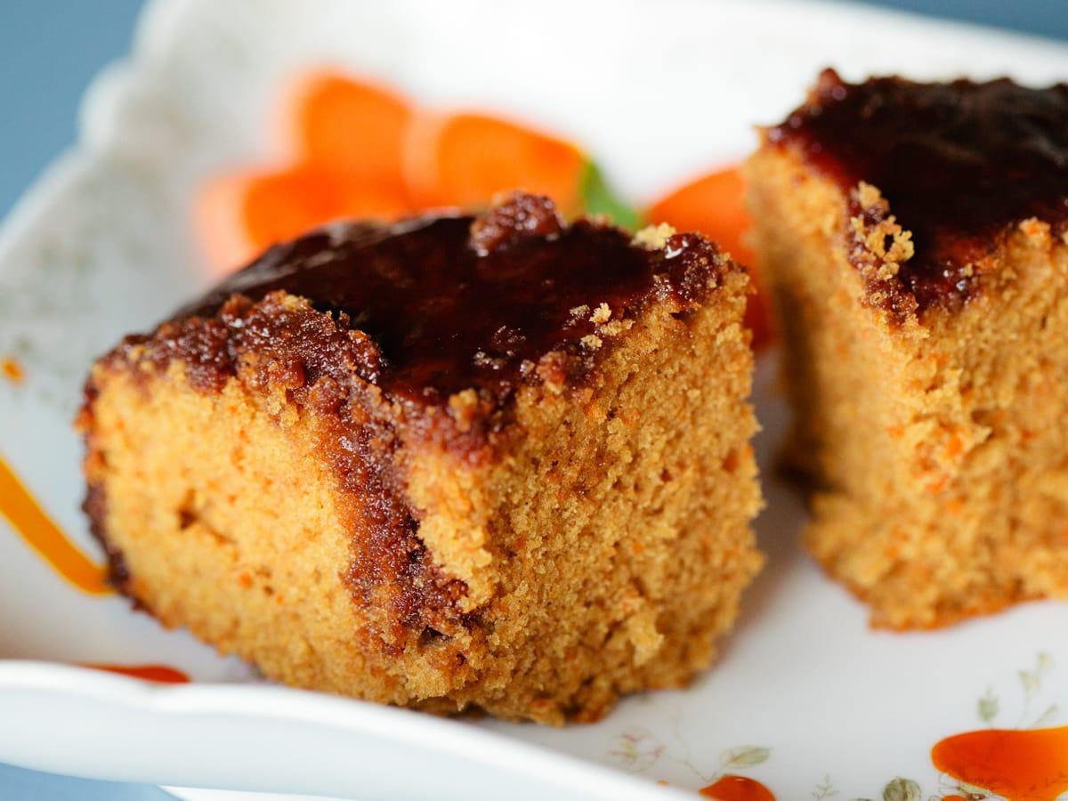 Brasilianischer Karottenkuchen