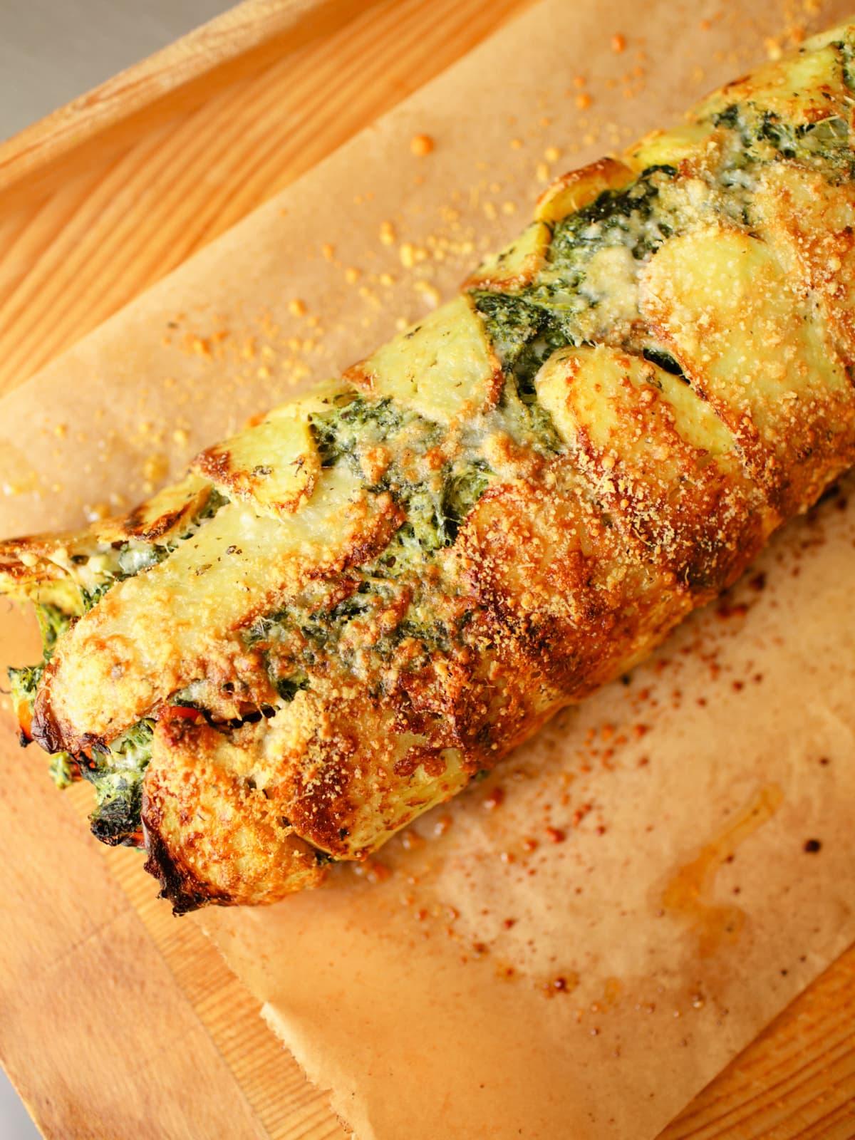 Kartoffelrouladen-gefüllt-mit-Spinat-Ricotta-und-buntem-Gemüse-ökoinstitut-Sterneacker (75)