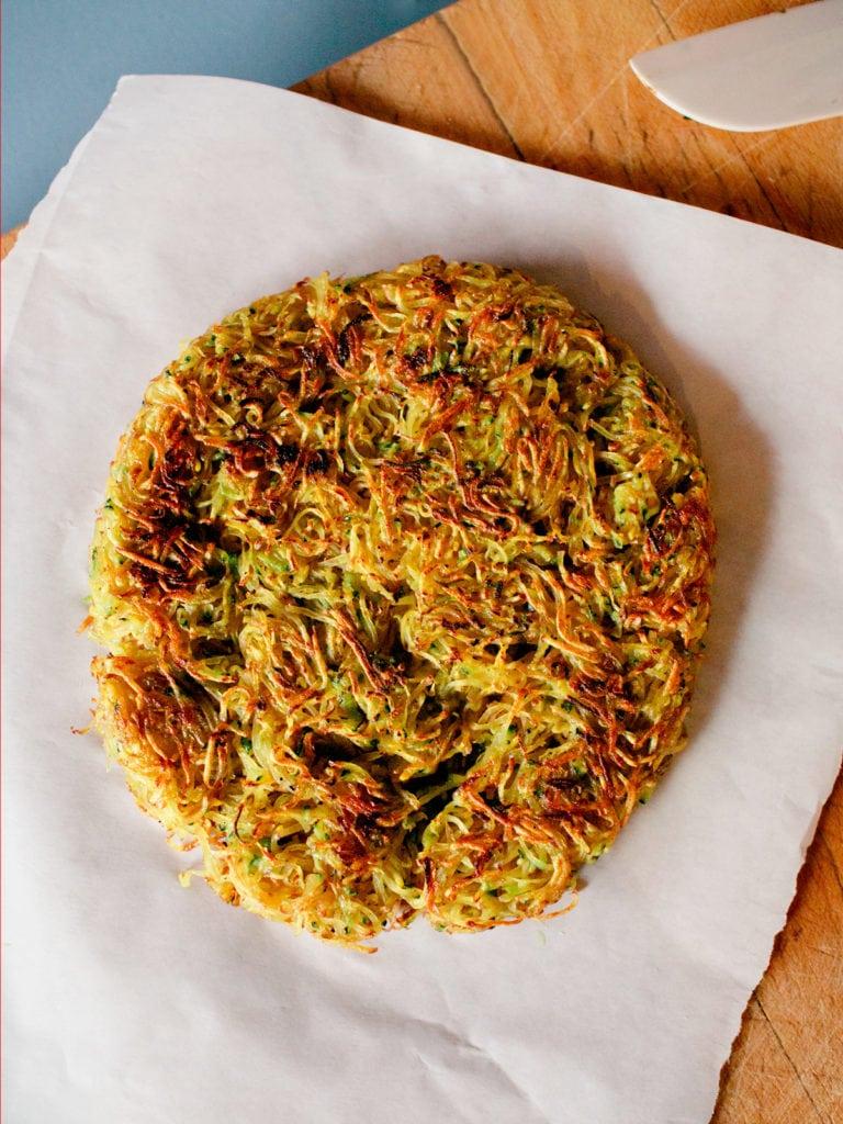 zucchini-kartoffel-rösti